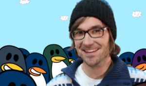 Ich bin ein Pinguin