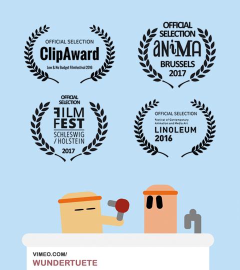 Wundertüte bei Vimeo